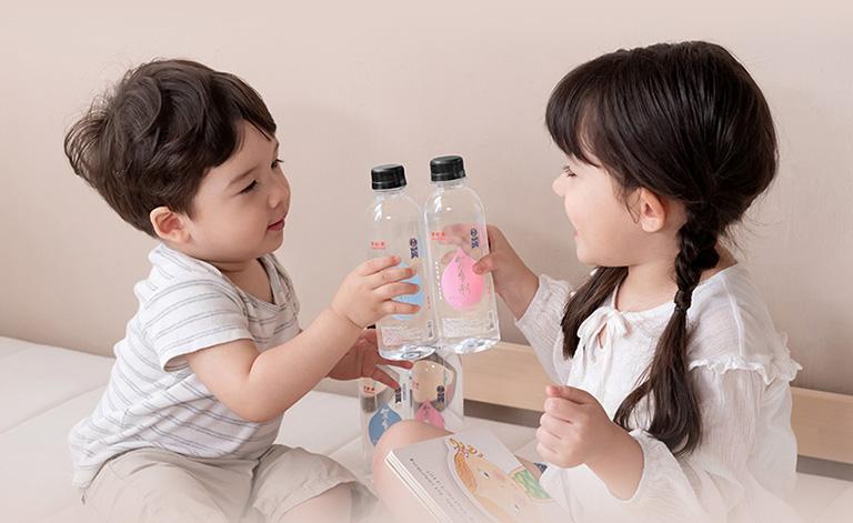 安耐美賀多利寶寶水