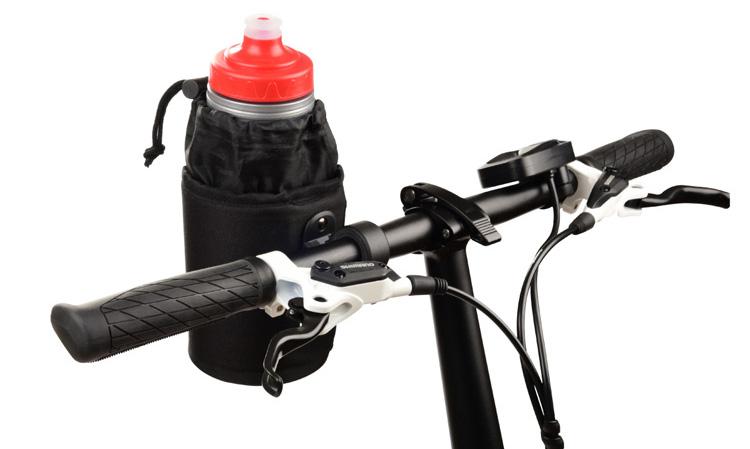 ENERMAX束口手提水壺袋 免工具快拆系統