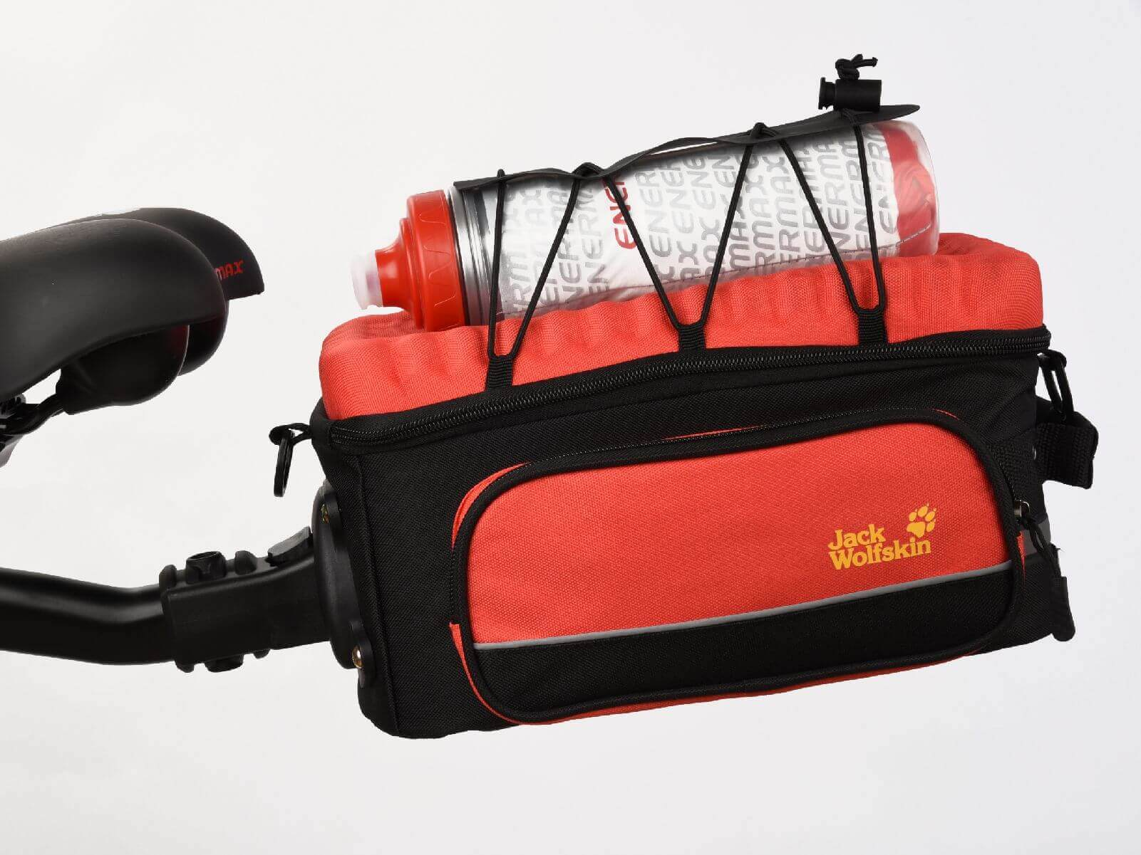 ENERMAX Jack Wolfskin聯名款快拆式後旅行袋 靈巧收納空間設計