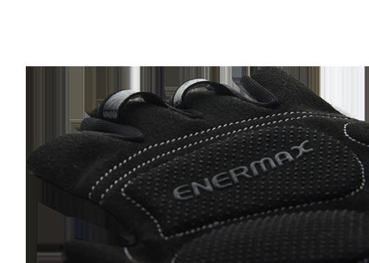 ENERMAX自行車半指手套