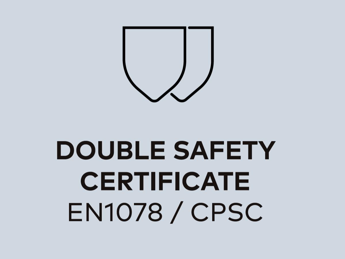 西班牙CLOSCA LOOP自行車摺疊安全帽國際雙安全認證標準
