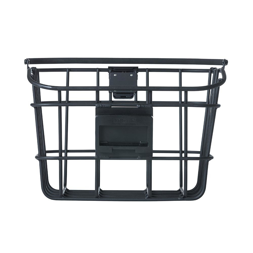 【Basil】BREMEN 自行車鋁前籃(帶燈條)